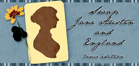 Swap Jane Austen : réception du colis de Northanger !