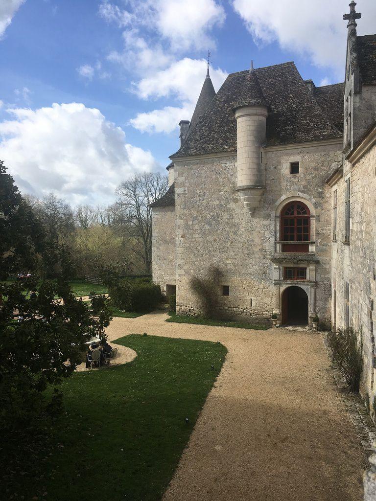 Pâques au château de Bridoire