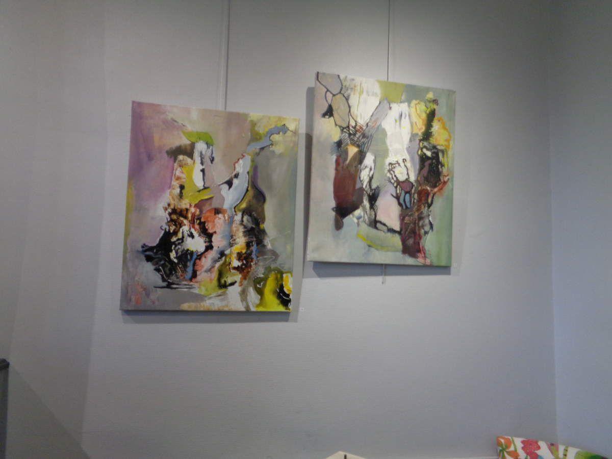 Exposition  au musée de la corbillière à Mer.