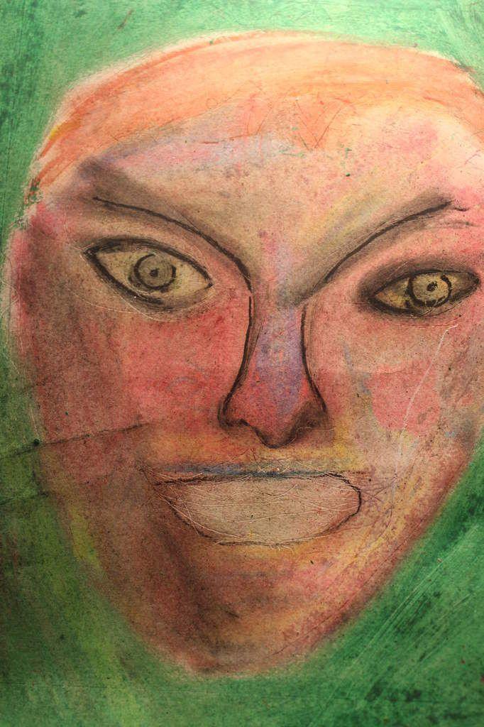 Portrait clair/obscur