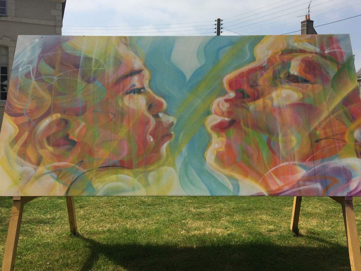 """GRAFF"" exposition"