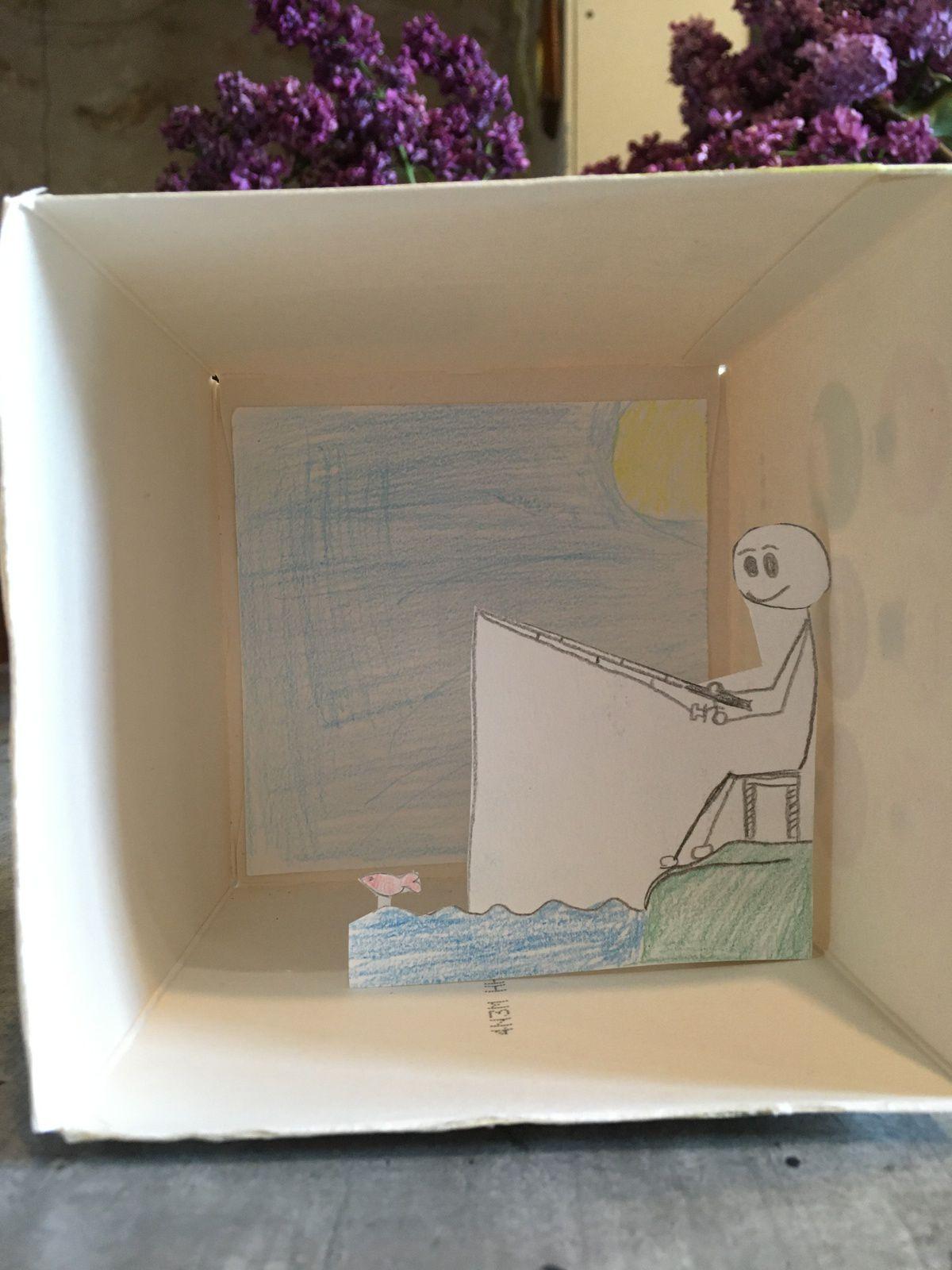 Mon rêve dans une boîte !