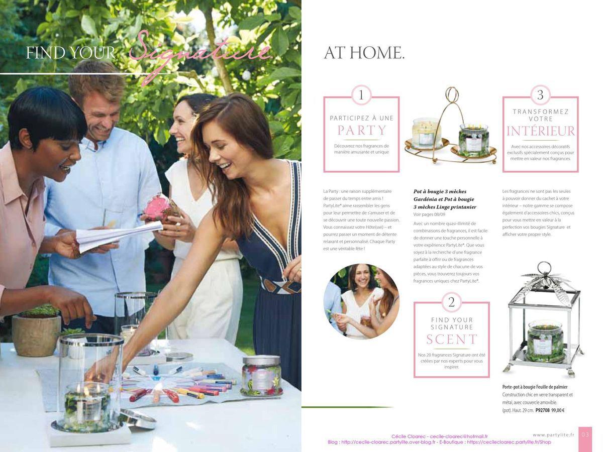 "Catalogue ""Printemps"" 2017"