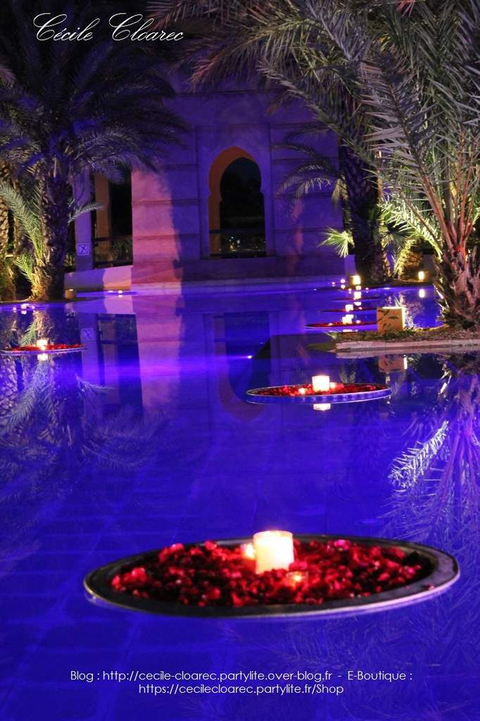 Voyage PartyLite à Marrakech : PHOTOS & VIDEO
