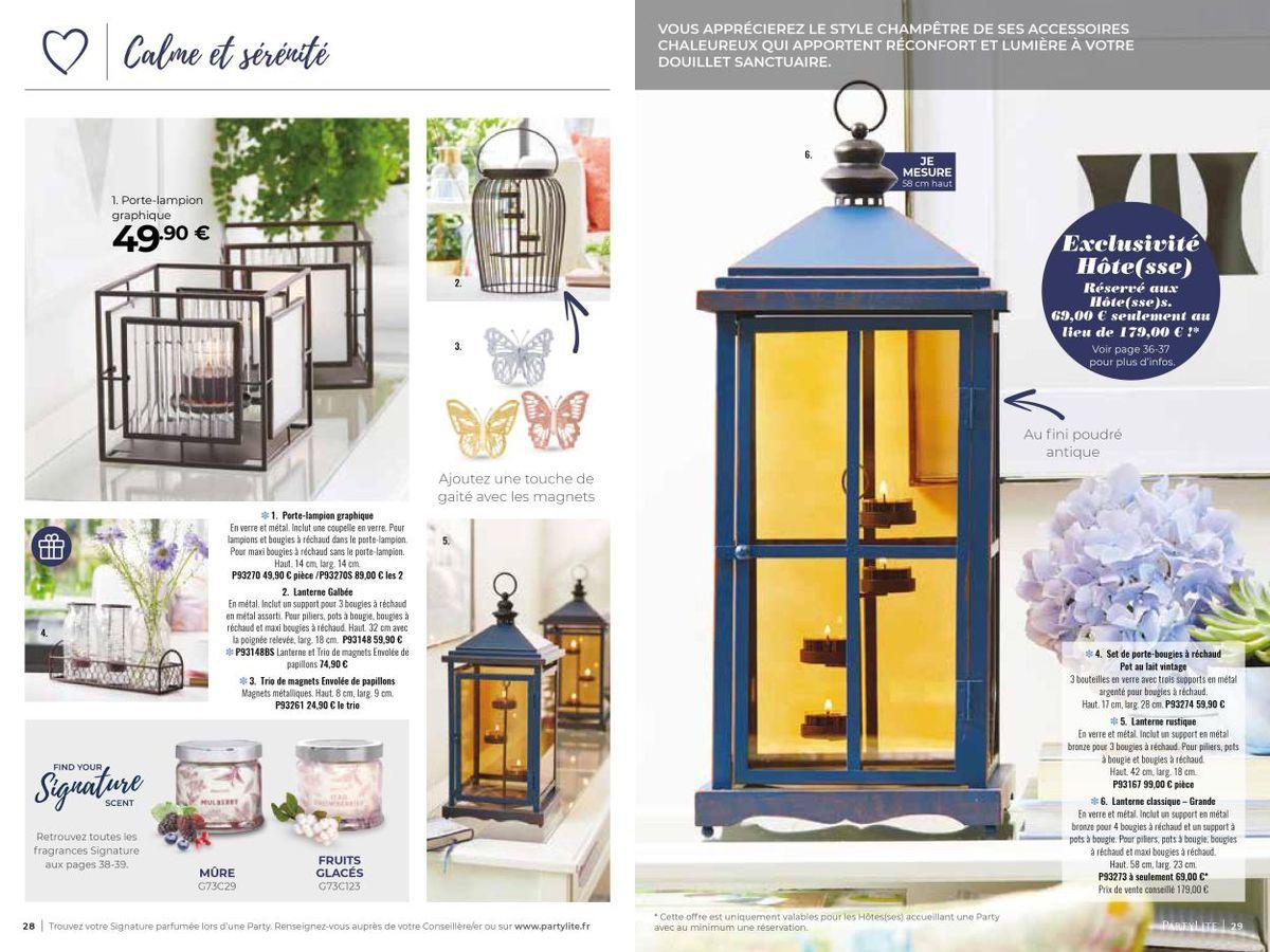 Catalogue Printemps 2019