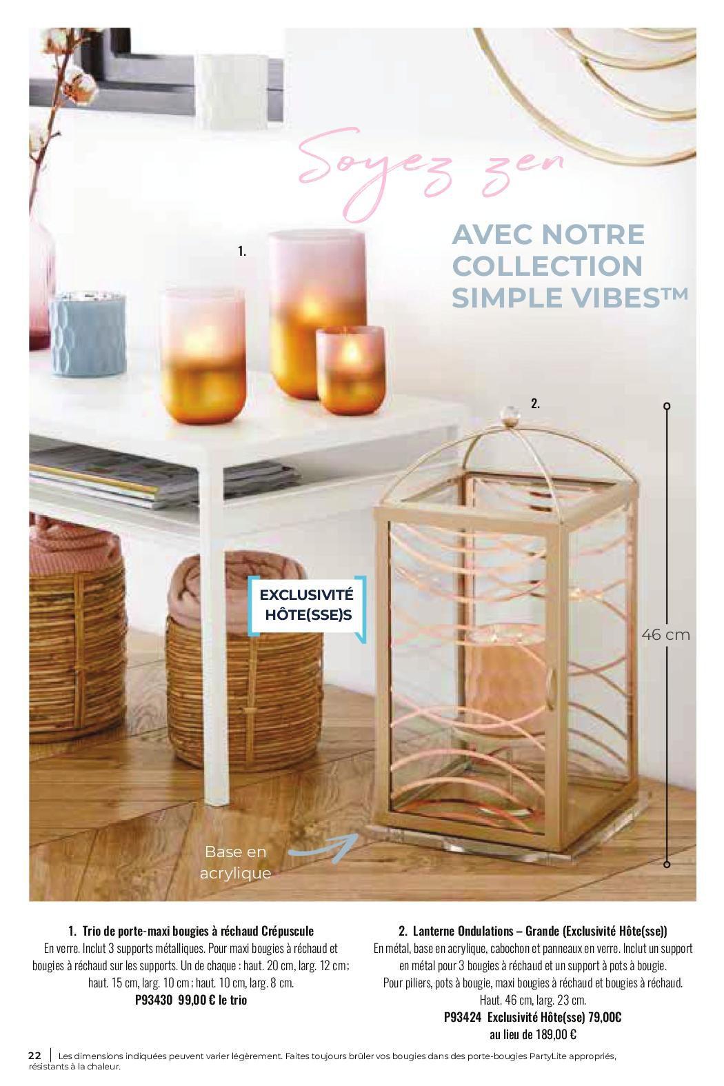 Catalogue Eté 2020