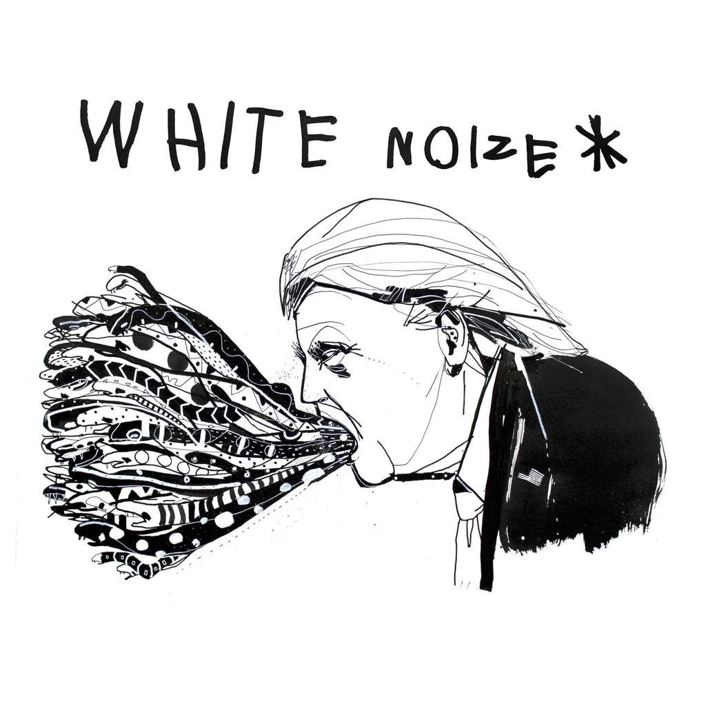 Cover zu White Noize