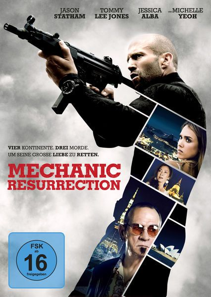 Cover zu Mechanic 2