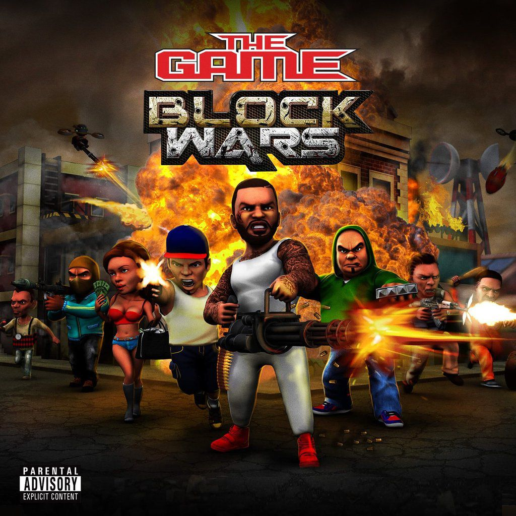 Cover zu Block Wars
