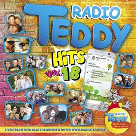 Cover von Radio Teddy Hits 18