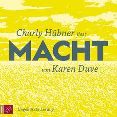 Cover Macht von Karen Duve