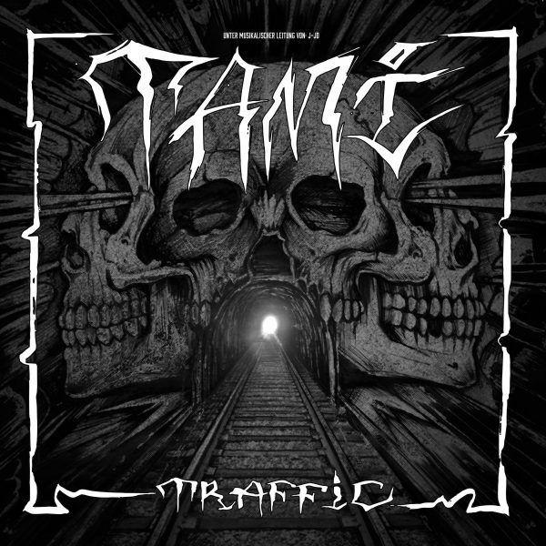 Cover zu Traffic von Tami