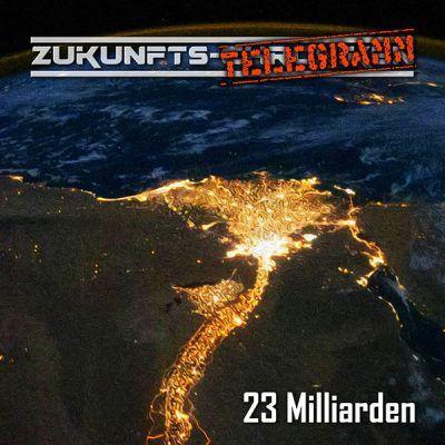 Cover zu 23 Mrd.