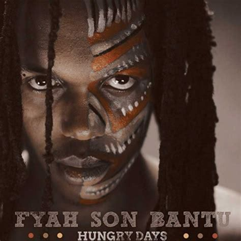 Cover zu Hungry Days von Fyah Son Bantu