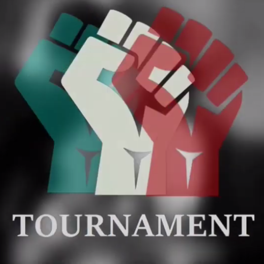 Screen vom Tournament Logo #TNM3