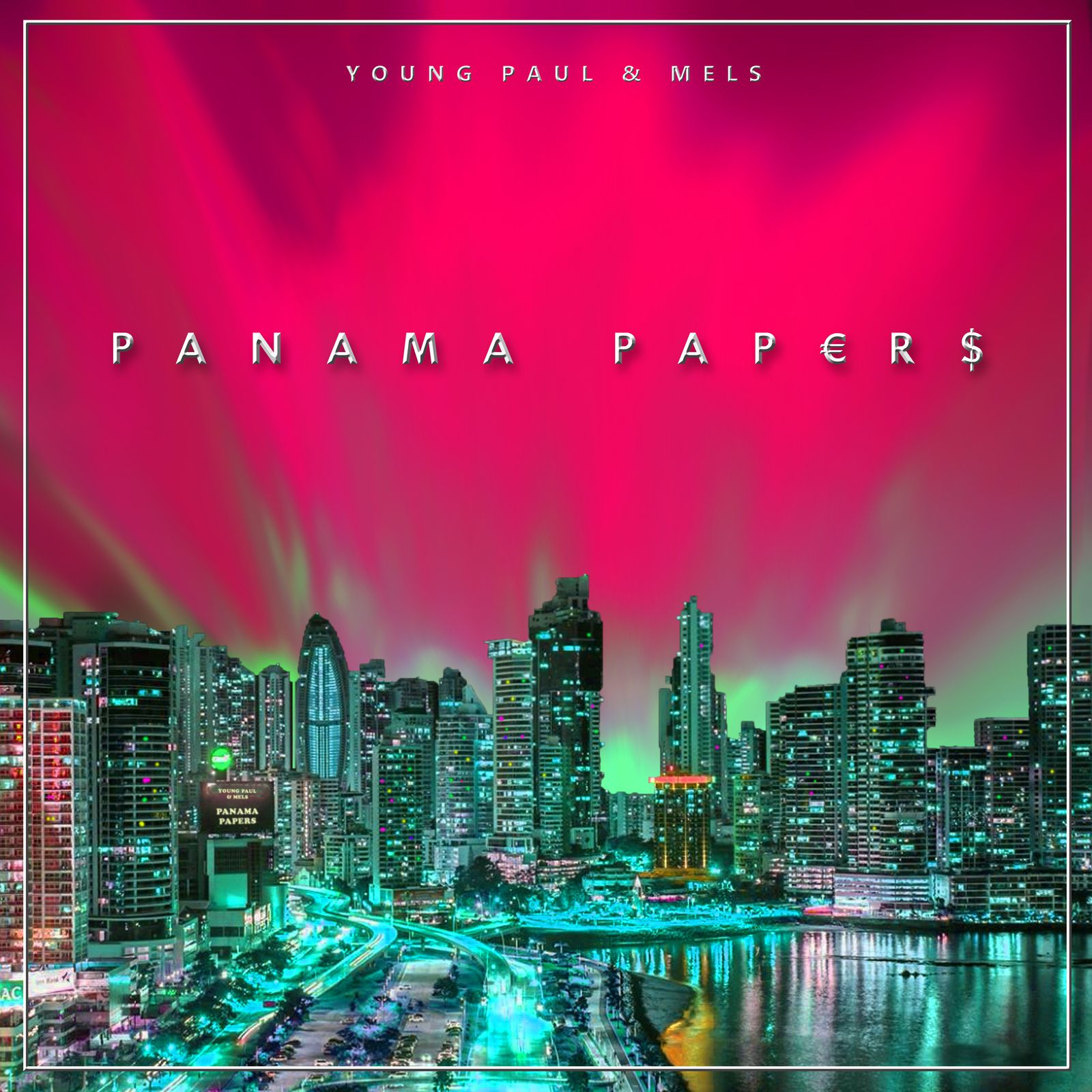 Cover zu Panama Papers von Young Paul und MELS