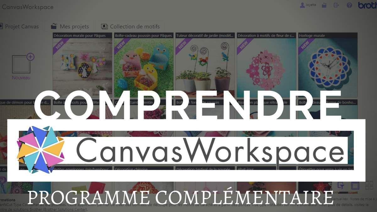 Scan N Cut - CM600 - Canvas Workspace - Programme Complémentaire - Scan N Cut Type Converter