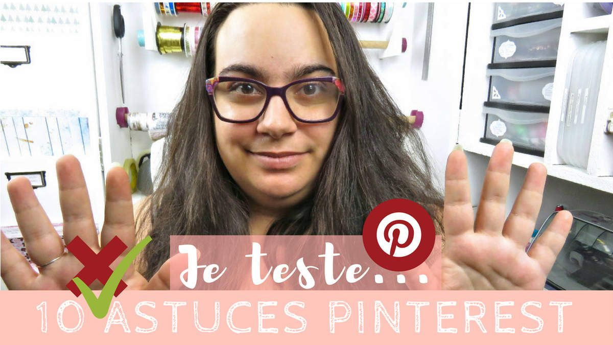 Astuces - Pinterest - 10 - Test - Big Shot - Toga - Cut-It-All - Dies - Embossage - Action - Pochoirs