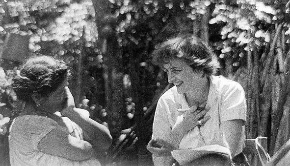 Diario de campo de de la antropóloga Esther Hermitte. Chiapas, Pinola 1960-1961