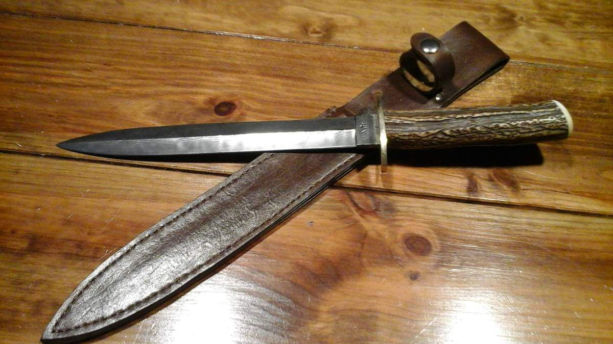 Dague de chasse