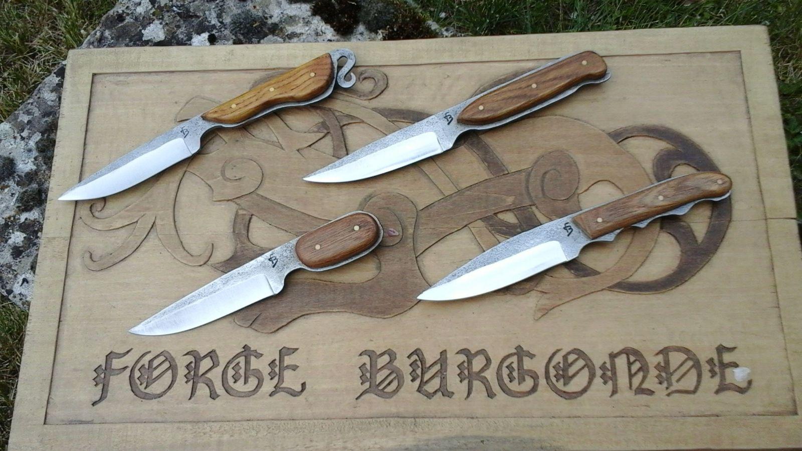 Couteaux en stock 14