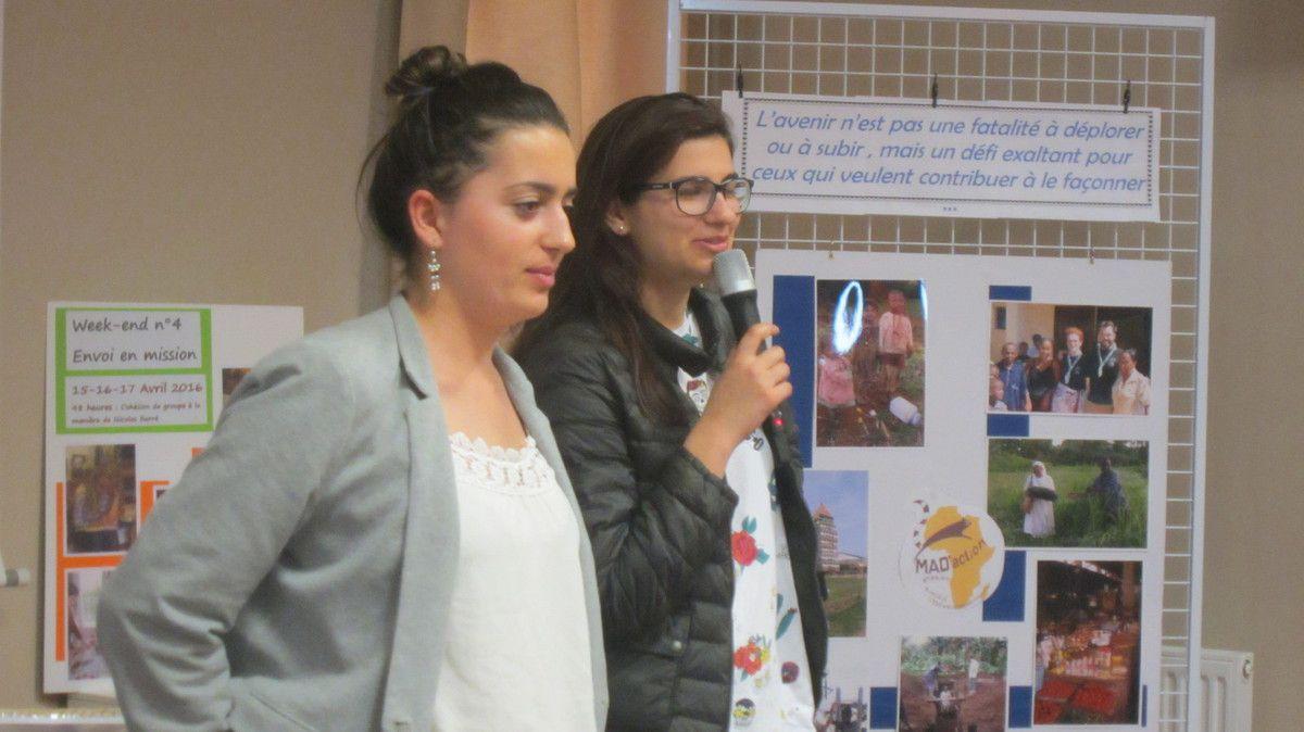De jeunes volontaires témoins d'une aventure de mission extraordinaire !