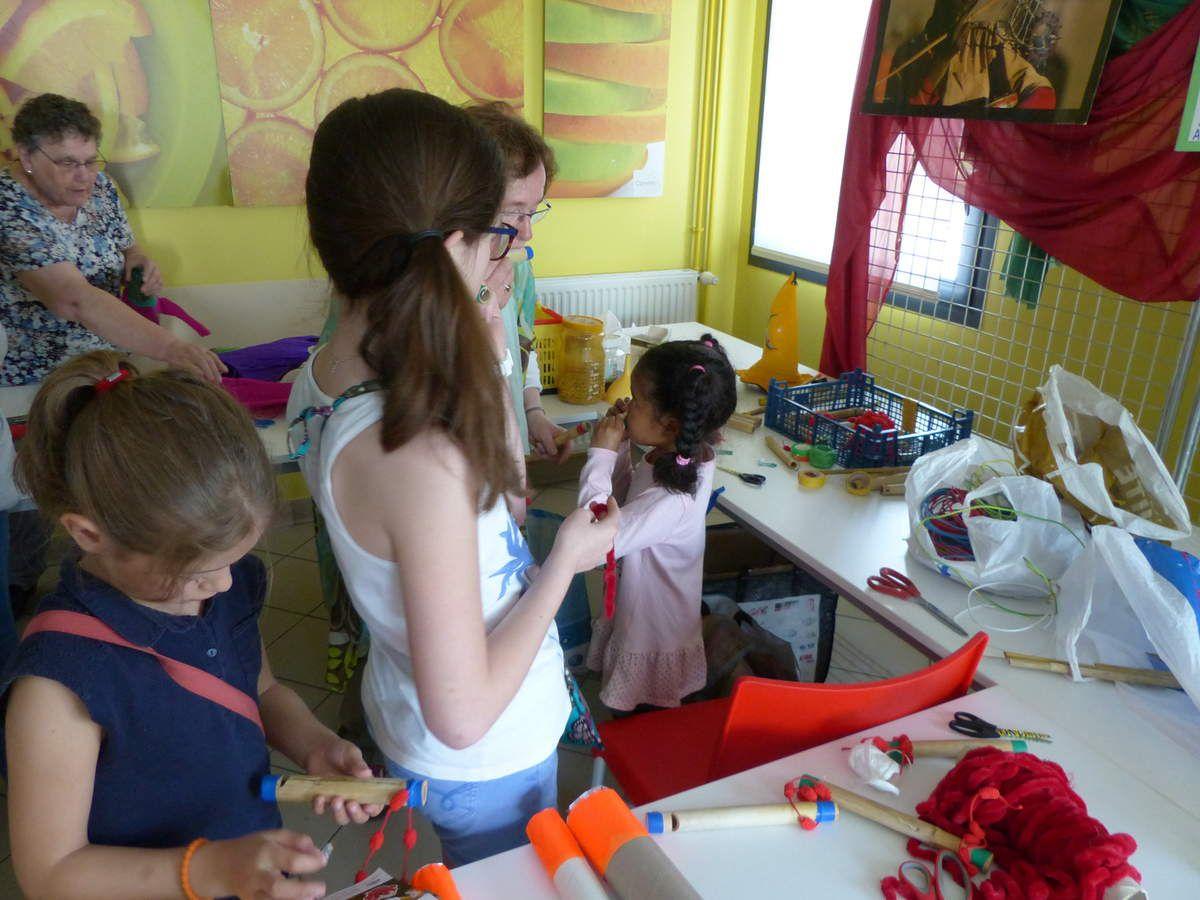 Des jeux pour développer l'esprit MAD et être initié à l'enfance missionnaire : les enfants AIDENT les enfants !