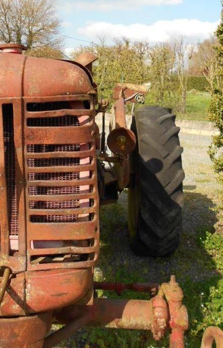 Achat de vieux materiels agricole