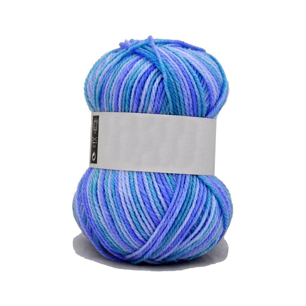 c'est un très joli degradé de bleus .....photo change la couleur