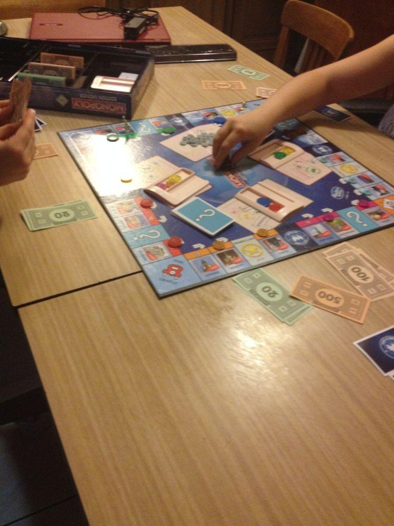 Jeu de société Monopoly Édition Monde