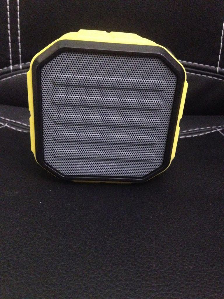 voici l'enceinte Bluetooth 4.0 Portable en détail en photos