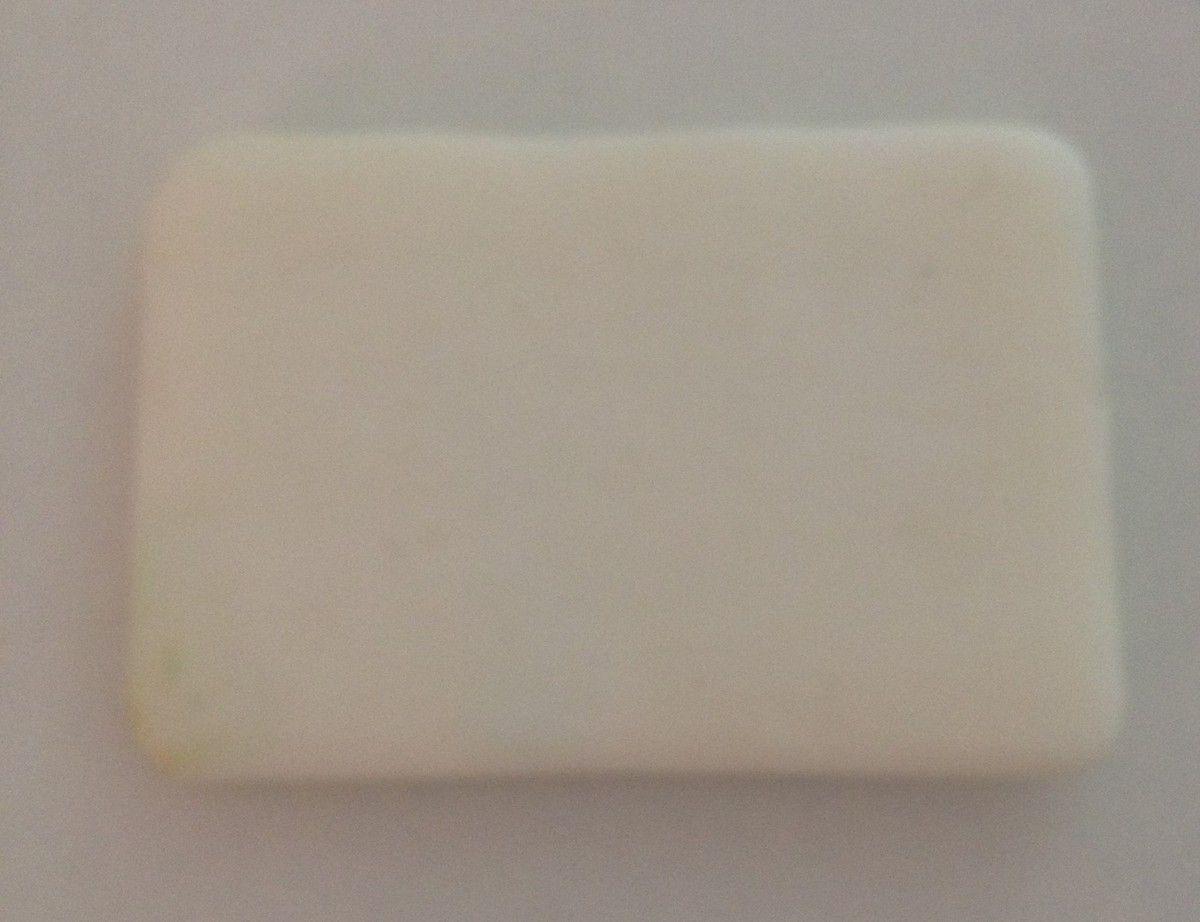 Il préserve une couche d'air qui suffit à garder simplement le savon sec