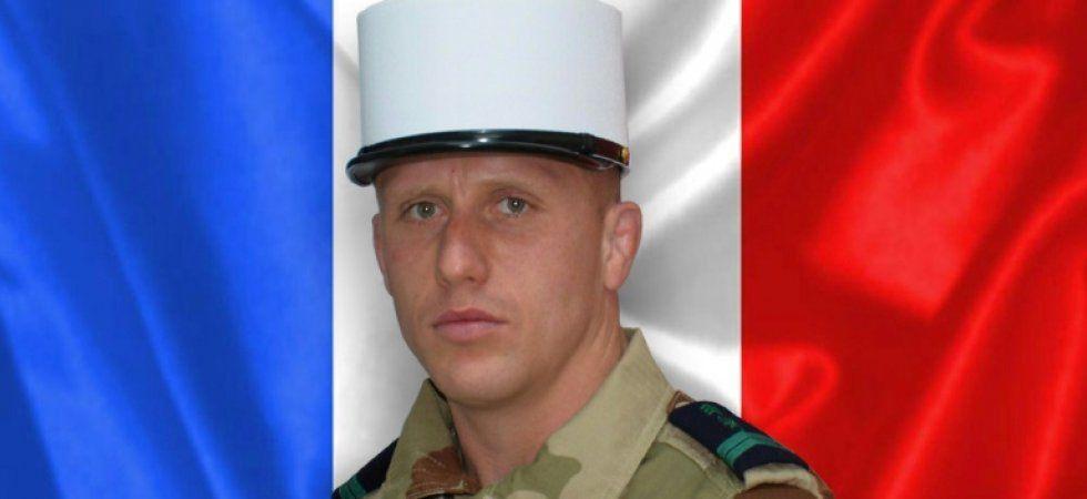 UN LEGIONAIRE DU 2ème REGIMENT ETRANGER D'INFANTERIE MORT EN IRAK...