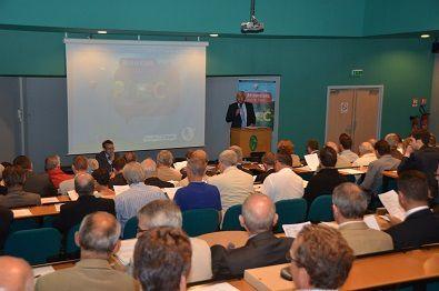 28/06/2014: Parc/ Hervé Poher / Election à la présidence du Parc Naturel