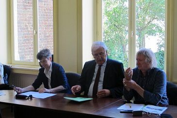 21/09/2016: Séminaire des sénateurs écologistes sur la Côte d'Opale
