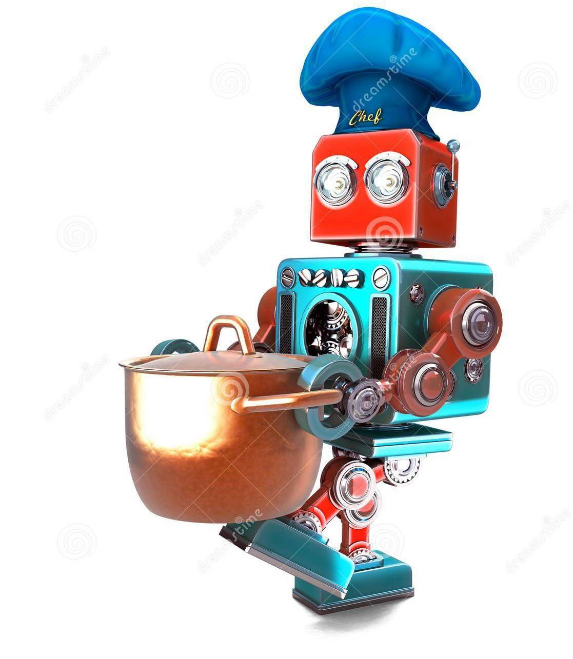 23/03/2020: Grocube, le robot de Totor....   / Conte pour Victor
