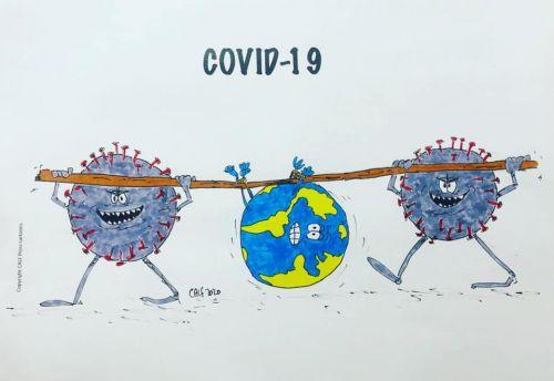27/03/2020: Coronavirus... Histoire sans paroles  (épisode 1)