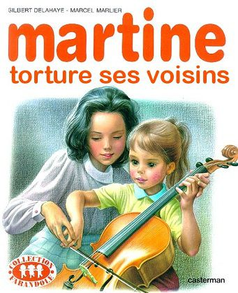 01/05/2020: Quand Martine est confinée...