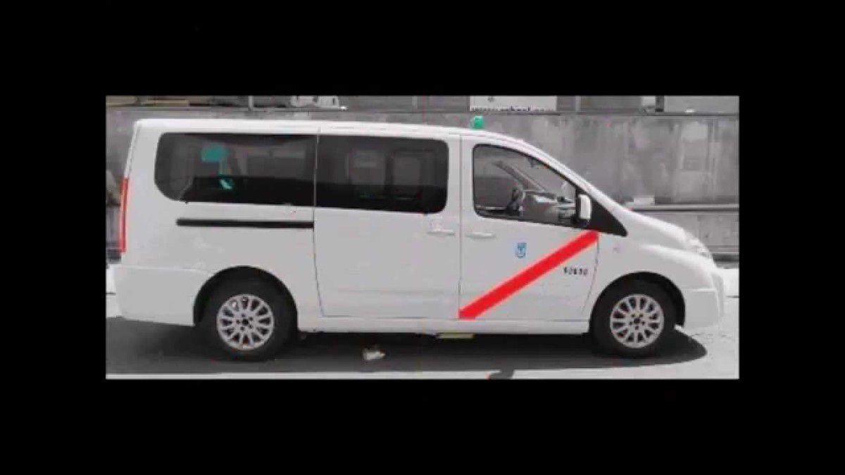 Taxi 7 Plazas Vallecas