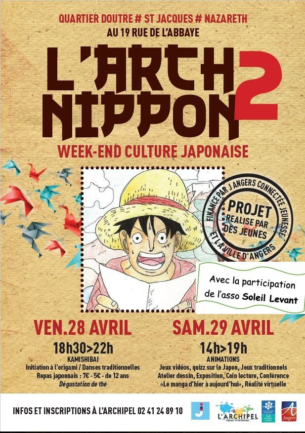 Arch nippon Angers