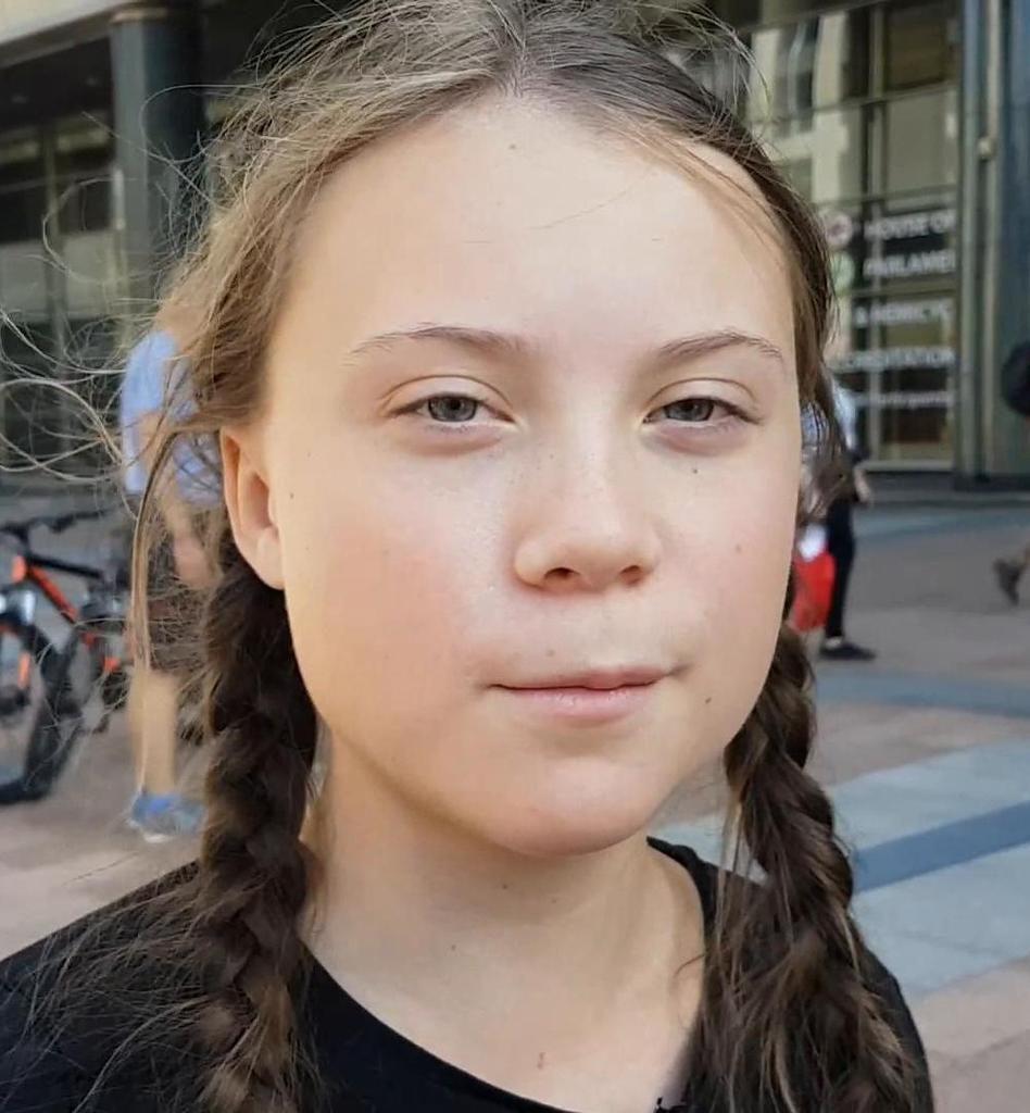 Greta Thunberg 2019