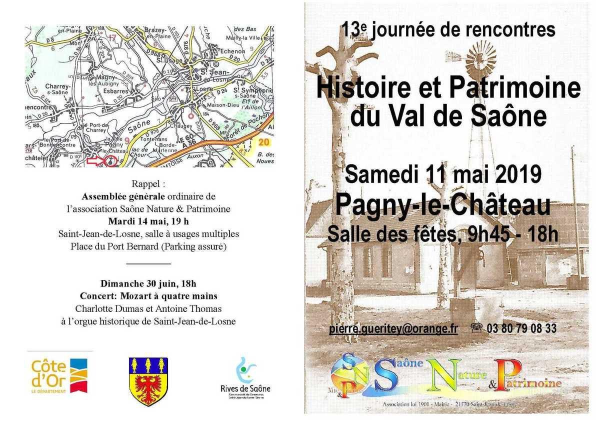 VAL DE SAÔNE HISTOIRE & PATRIMOINE 13