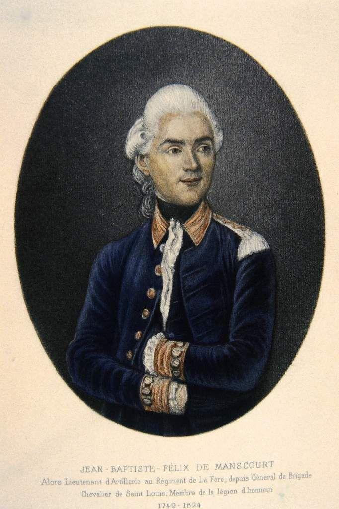 Jean Baptiste Felix de Manscourt (1749-1824)