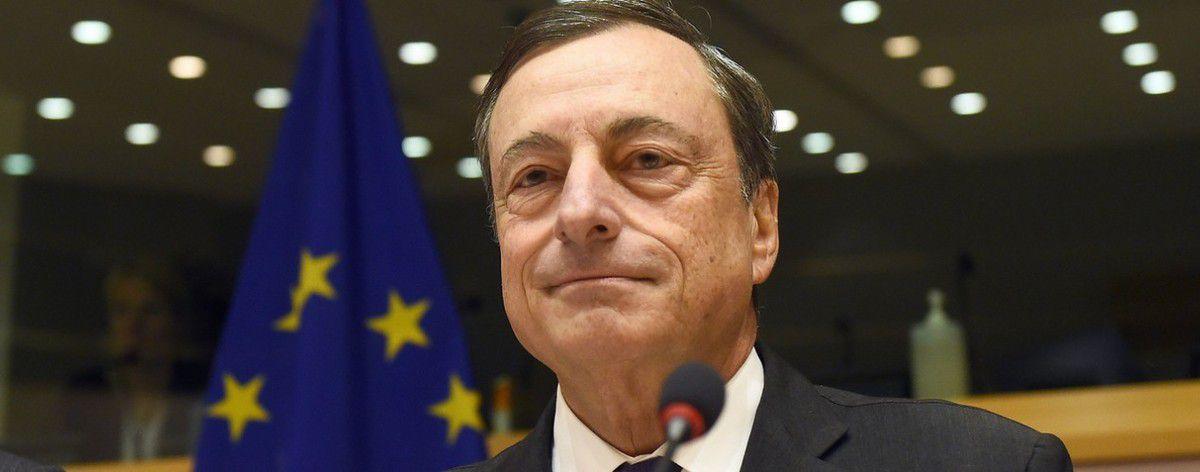 Enfin : Mario Draghi appelle à un allègement de la dette grecque