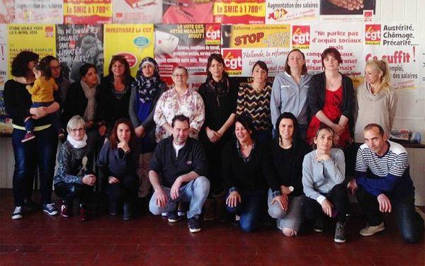 Béziers : Une grève très suivie au centre de dialyse