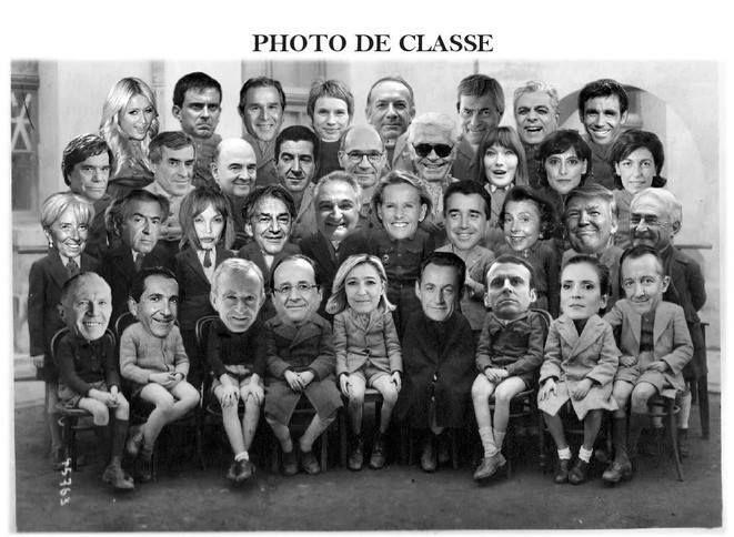 Humour : les copains d'Hollande...