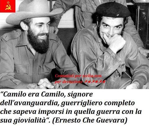 Le 28 octobre 1959 Camilo Cienfuegos disparaissait...