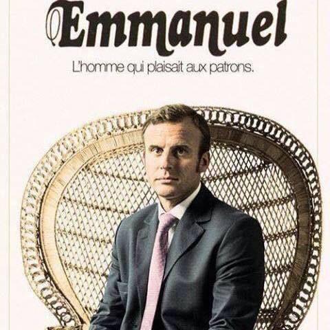 Pamphlet à Macron....