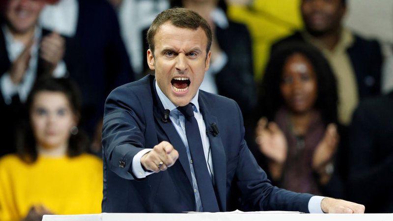20 des pires déclarations de Macron !