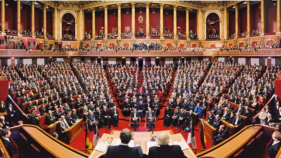 Officines présidentielles et constitution par Patrick Le Hyaric